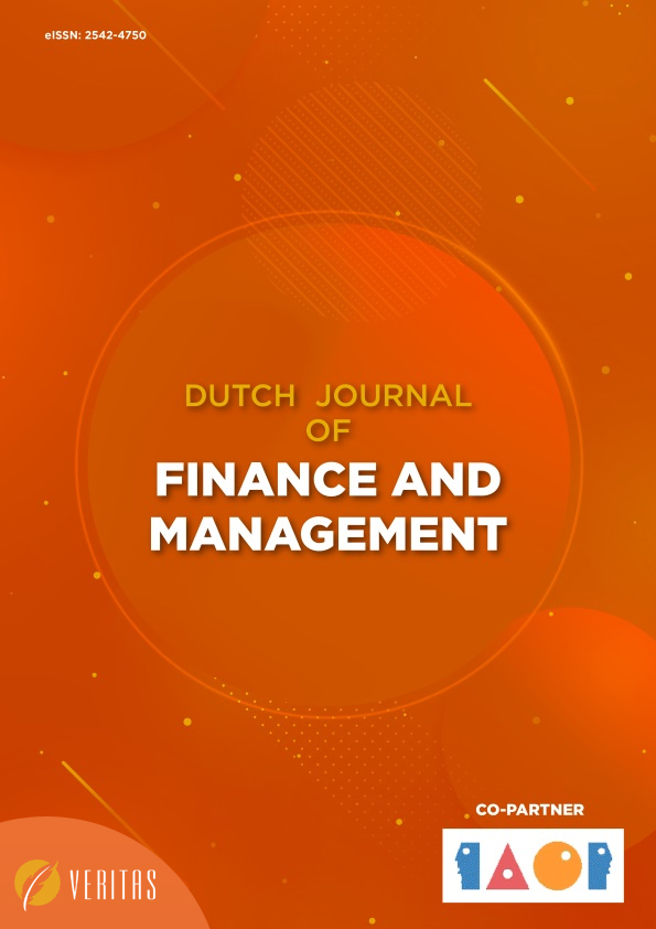 Dutch Journal of Finance and Management